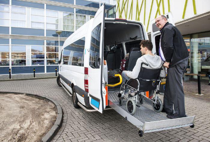 Transport à mobilité réduite